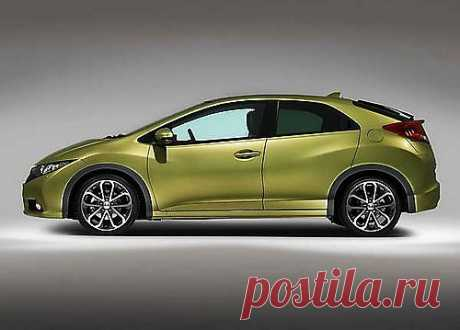 Honda Civic 2012 Hatchback –