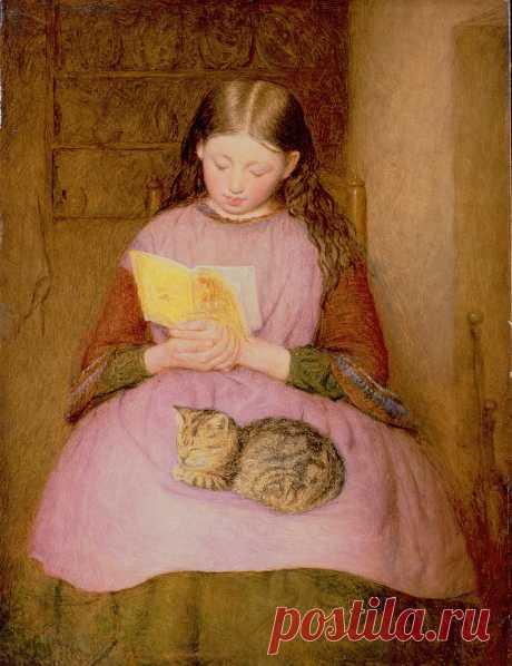 (28) Английский художник Edward Thompson Davis (1833-1867) : vakin — ЖЖ