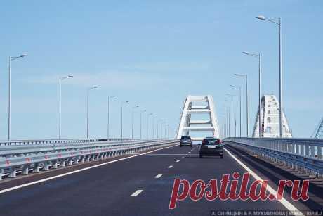 Поездка в Крым на машине — 2019. Советы и расходы