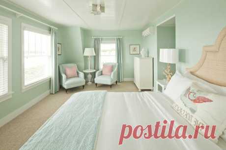 Оформление комнат с низким потолком