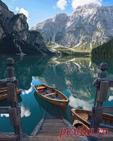 Доломиты, Италия