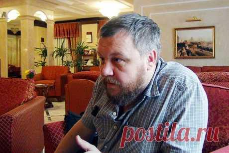 Вице-премьер Донецкой народной республики Андрей Пургин: Украина поставила на Донбассе крест. Ей люди здесь не нужны // KP.RU
