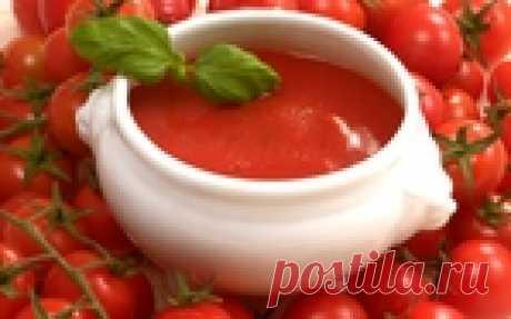 5 Рецептов домашнего кетчупа