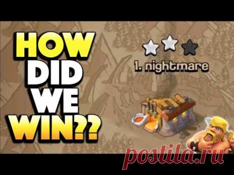 Clash of Clans - HOW DID I WIN?! Attacking #1 Player and Failing . . . or Not?