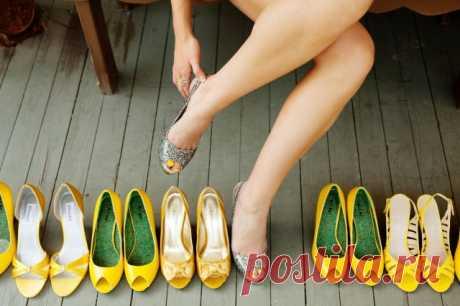 Убираем неприятный запах из обуви: эффективные методы — Полезные советы
