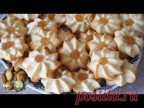КУРАБЬЕ БАКИНСКОЕ по ГОСТу настоящий рецепт/Kurabie shortbread cookies