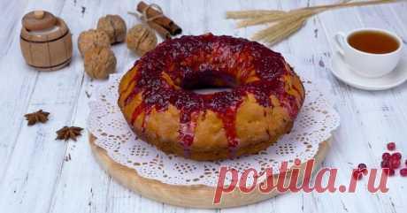 Как приготовить быстрый постный пирог - Со Вкусом