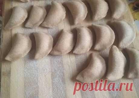 (3) Вареники с картошкой и шкварками - пошаговый рецепт с фото. Автор рецепта Yan Vlaskov . - Cookpad