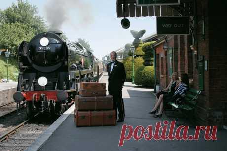 Самые роскошные поезда мира | ПИЛИГРИМ | Яндекс Дзен