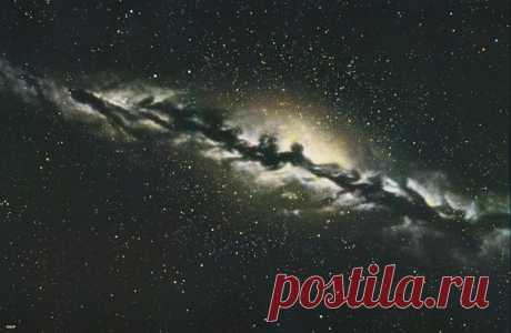 Космическое путешествие с художником Kazuaki Iwasaki / Astro Analytics