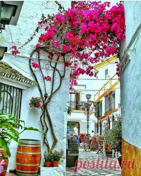 Красивейшие места Испании. Алтея. | Реально лучшая Испания | Яндекс Дзен