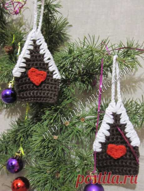 Lodges New Year's knitted hook | World Hend Meyd