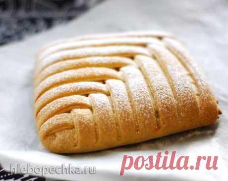 Итальянское песочное пирожное или пирог - рецепт с фото на Хлебопечка.ру