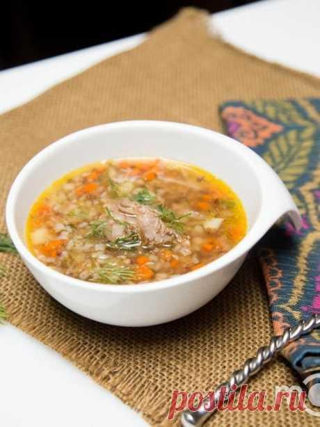 Интересные новости     Гречневый суп с курицей на 100грамм - 56.11 ккалБ/Ж/У - 5.95/0.56/7.01