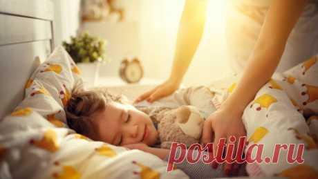 Как уложить ребенка спать так, чтобы развивать с ним глубокие отношения