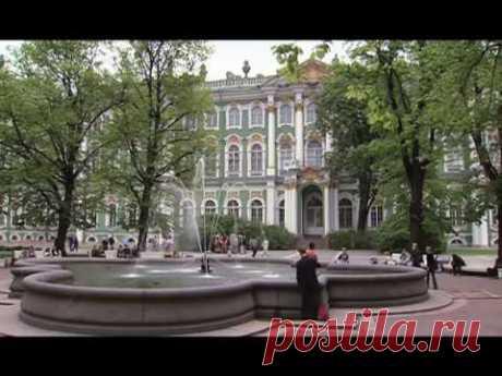 Санкт-Петербург. Экскурсия по городу.