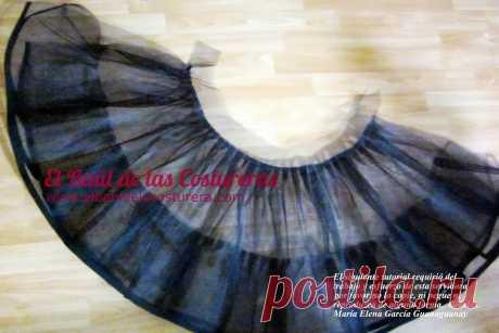 Как сделать нижнюю юбку пышной — Сделай сам, идеи для творчества - DIY Ideas