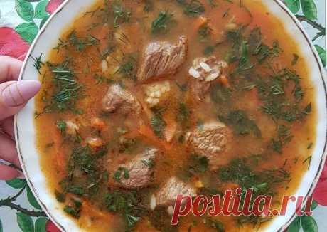 """Суп """"Харчо"""" - пошаговый рецепт с фото. Автор рецепта Гаянэ . - Cookpad"""