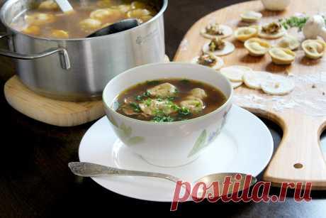Мой суп теперь готовят в ресторанах. Я очень горжусь - Рецепты для дома