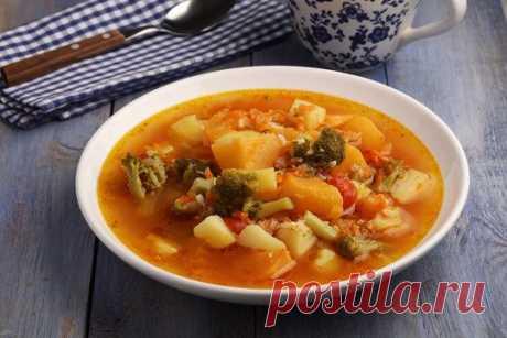 5 вкуснейших домашних супов с рисом