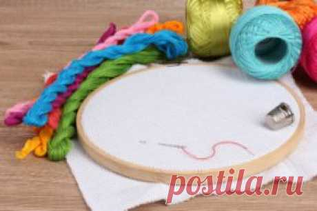 Как правильно вышивать крестиком: секреты вышивки для начинающих
