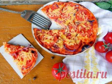 Пицца на сковородке: как быстро приготовить отличную закуску в домашних условиях