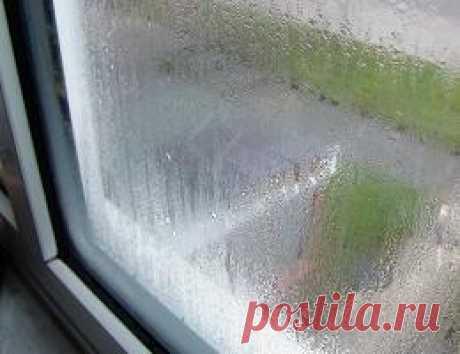 Почему потеют пластиковые окна изнутри в квартире или в доме? Что делать?