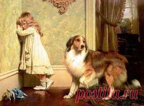 (94) МИФ Детство - Дочь наказана, спрашивает меня из угла: — Мам, тебе...