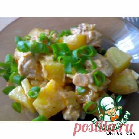 Курица в горшочках – кулинарный рецепт