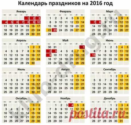 Новогодние праздники 2016: как отдыхаем на новый год в январе ( календарь )   Не для галочки, а для друзей