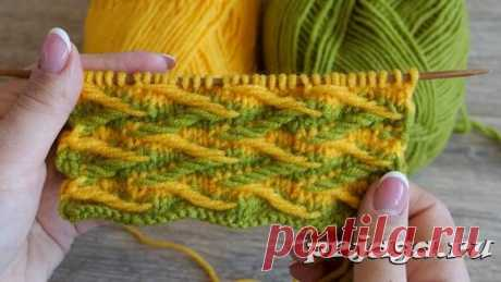 Узоры вязания спицами - Результаты из #30