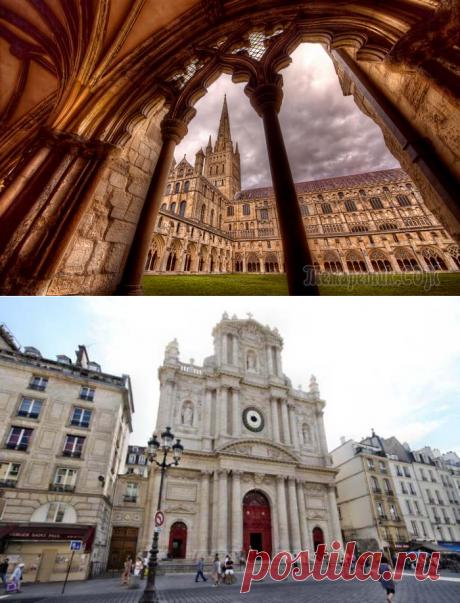 10 зданий религиозного культа, в которых якобы можно встретить привидений