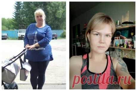 Инна Плешкова знает, как похудеть на 40 кг за год!   Диеты со всего света