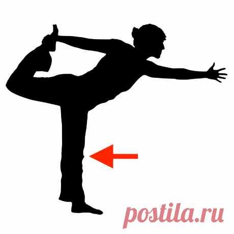 Почему китайское упражнение на 1 ноге считают эликсиром от 1000 болезней | Всегда в форме!