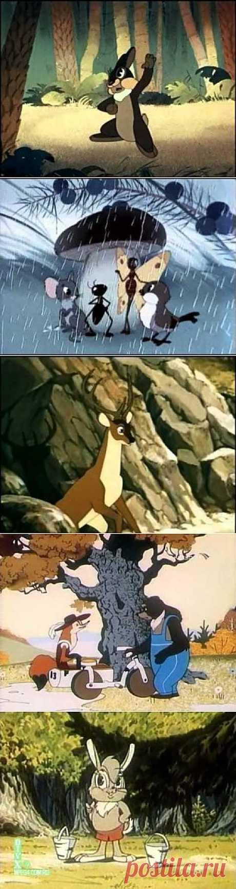 Отличная подборка добрых мультфильмов для ваших деток!
