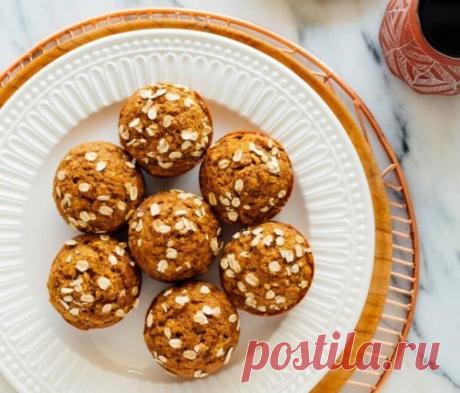 Рецепт: Тыквенные кексы   Молодой кондитер,старый кулинар   Яндекс Дзен