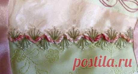 Декоративные стежки для вышивания Среди пестроты и  излишеств можно найти кое-что интересное и полезное. Спасибо автору