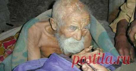 Смерть забыла забрать его много лет назад, 180-летний старик раскрывает секрет долголетия! Этот старик просто не пошёл на поводу у смерти. Только так это можно объяснить. Отпраздновав свой 180-й юбилей, он наконец-то согласился поведать всему человечеству свою тайну… Дедулю называютМахаштаМураси. Он живёт …
