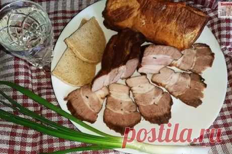 Свиная грудинка в тёмном пиве на сковороде - Кулинарный Блог - медиаплатформа МирТесен