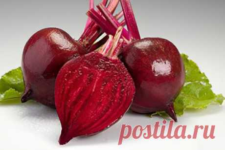 HOW TO GROW THIN BY MEANS OF BEET. 4 RECIPES