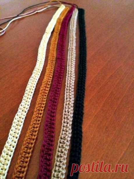 Scale Down a Scarf for an Elegant Bracelet - Interweave