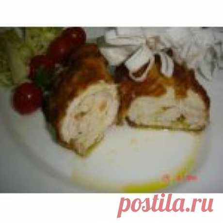 Котлеты по-киевски классические Кулинарный рецепт