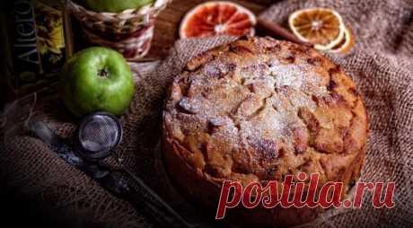 Болонский яблочный пирог — Sloosh – кулинарные рецепты