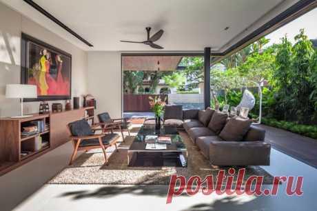 Дом в Сингапуре (Интернет-журнал ETODAY)