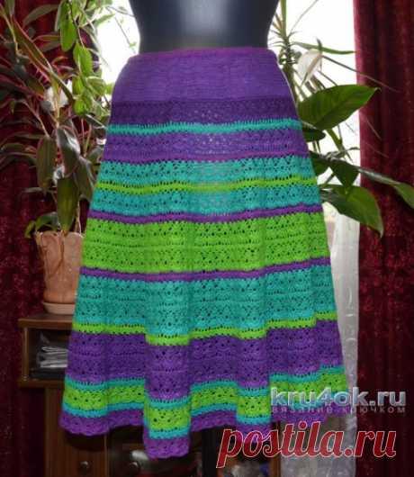 Skirt hook. Work of zaverolga