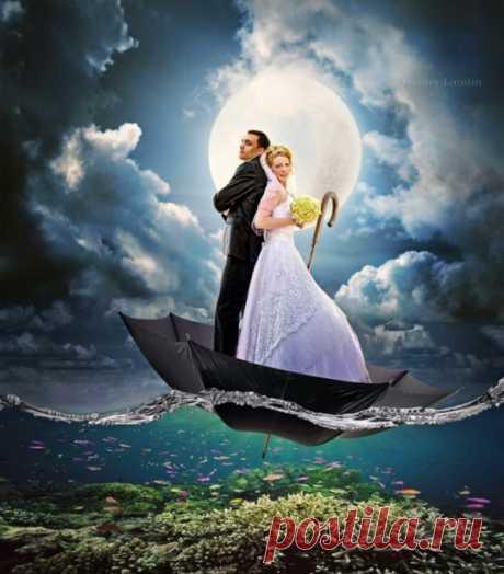 Энергетический фонтан любви - Эзотерика - Биоэнергетика