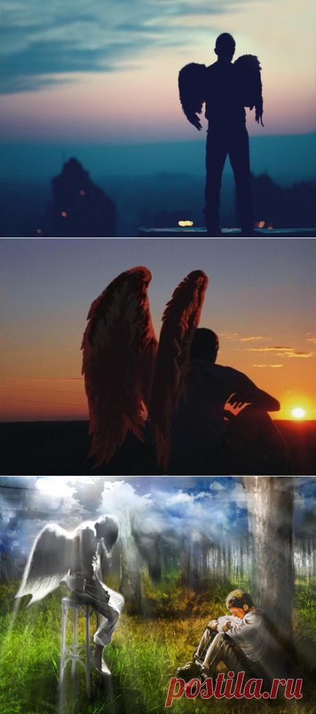 5 признаков присутствия в вашей жизни Ангела-Хранителя