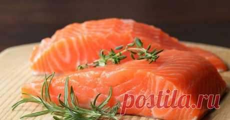 Красная рыба: виды по списку, названия, цены, жирность