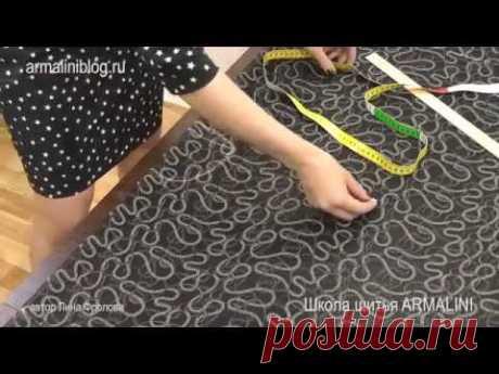 Как пошить самому легкое и простое платье за один вечер