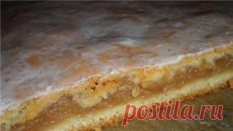 """Яблочный кухен с корицей (просто и вкусно) + """"Яблочные пироги"""" 105 рецептов"""